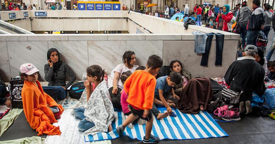 Die wirtschaftlichen Auswirkungen der Flüchtlingskrise
