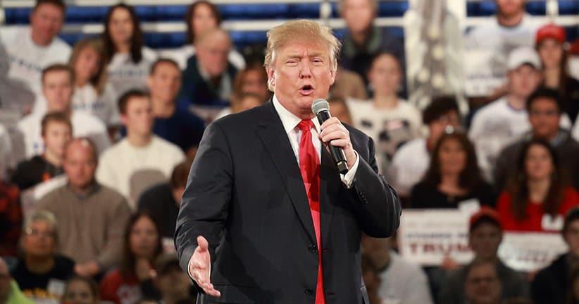 Donald Trump zeigt Reue – Taktik oder echt?