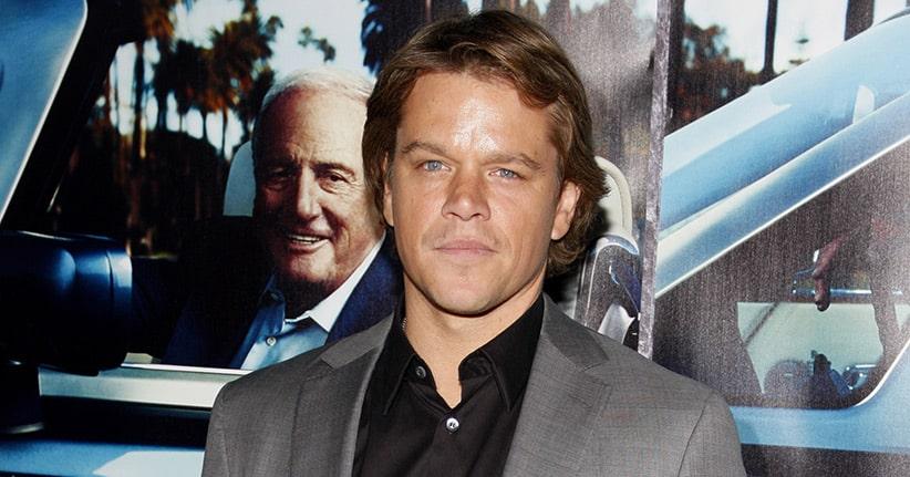 Matt Damon – Schauspieler ist kein Traumberuf