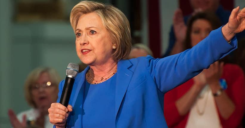 Stars sammeln Spenden für Hillary Clinton
