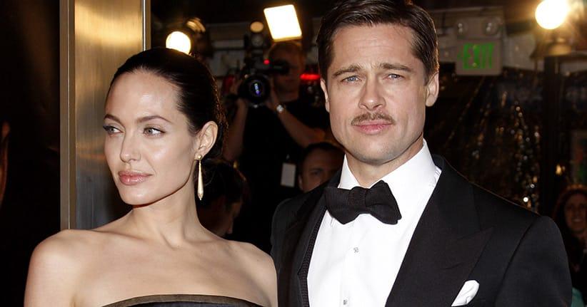 Brad Pitt und Angelina Jolie – droht jetzt ein Rosenkrieg?