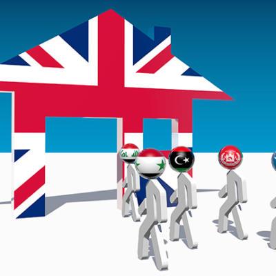 Mit einer Mauer gegen Migranten – Großbritannien schottet sich ab