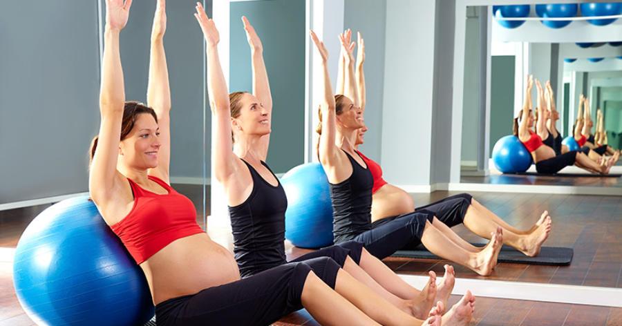 Schön schwanger – mit Sport durch die Schwangerschaft!