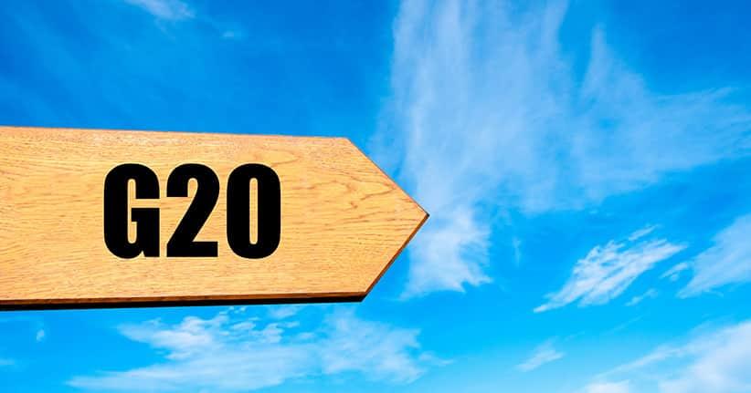 So will der G20 Gipfel die Welt retten