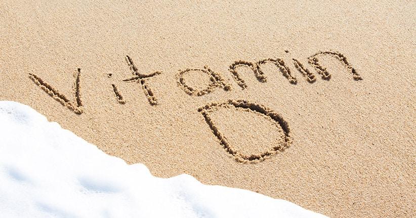 Vitamin D-Mangel in der kommenden Herbst-/Winterzeit verhindern