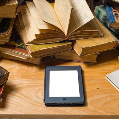 Die Deutschen mögen das e-Book nicht