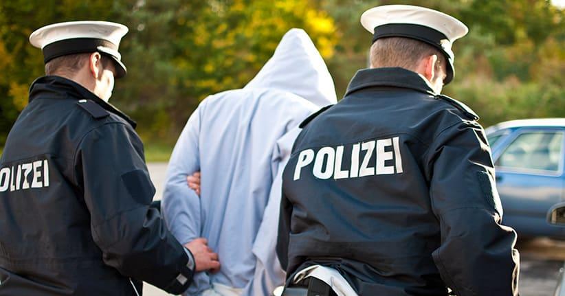 Die prekäre Lage der deutschen Polizei