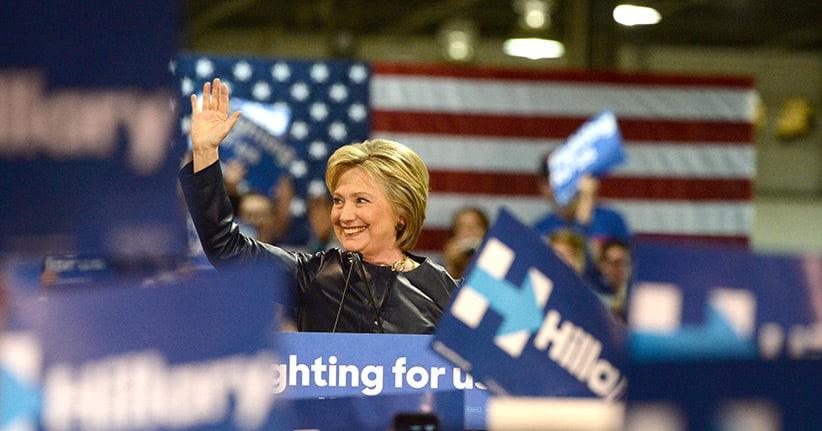 Neue Enthüllungen – es wird eng für Hillary Clinton