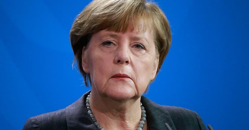 Angela Merkels seltsame Botschaften