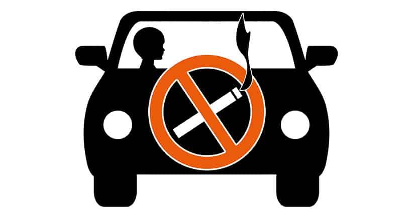 Schottland verbietet das Rauchen bei Autofahrten mit Kindern
