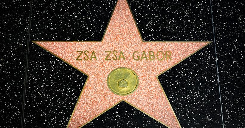 Zsa Zsa Gabor – die letzte Hollywood Diva sagt Goodbye