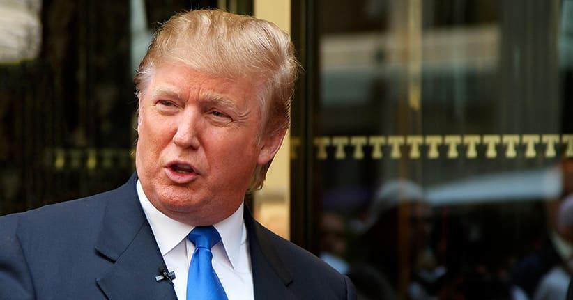 Donald Trump und der Krieg mit der Presse
