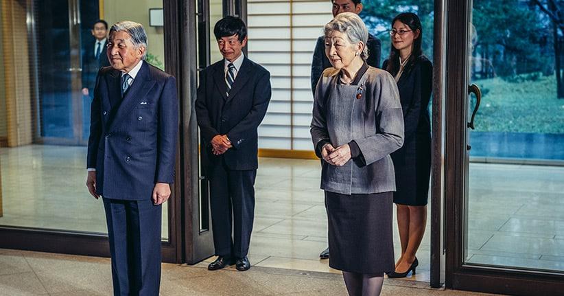 Japans Kaiser möchte zurücktreten – aber er darf es nicht