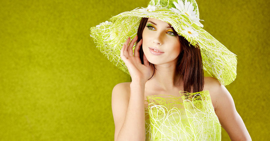 Apfelgrün ist die Modefarbe des Jahres
