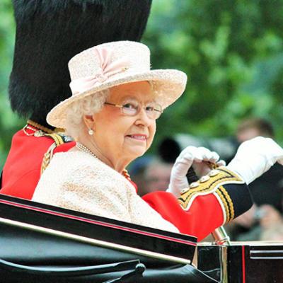 Die Queen hat ein Problem und das heißt Donald Trump