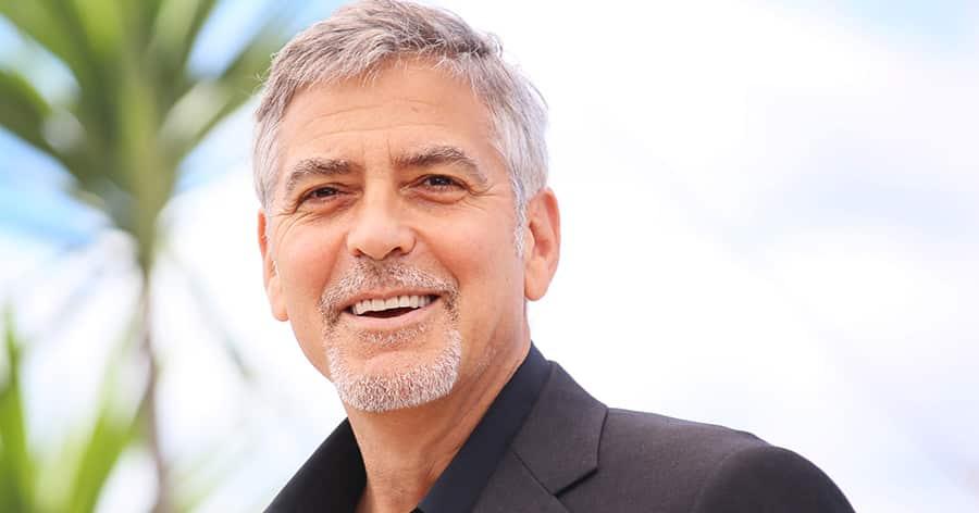 George Clooney wird Vater!