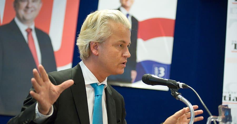 Wird Geert Wilders der Trump der Niederlande?