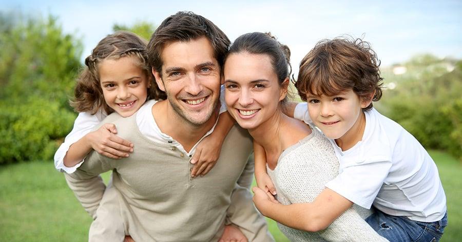 Wieder mehr Zeit mit der Familie verbringen