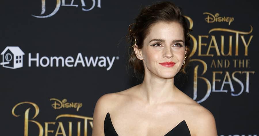 Wirbel um Nacktbilder von Emma Watson