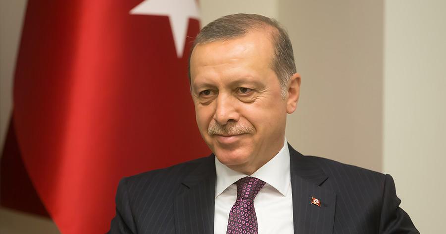 Warum sich Präsident Erdogan um die Haare seiner Landsleute kümmert