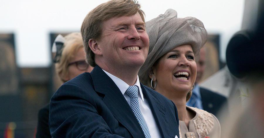 Willem-Alexander der Niederlande – ein König wird 50