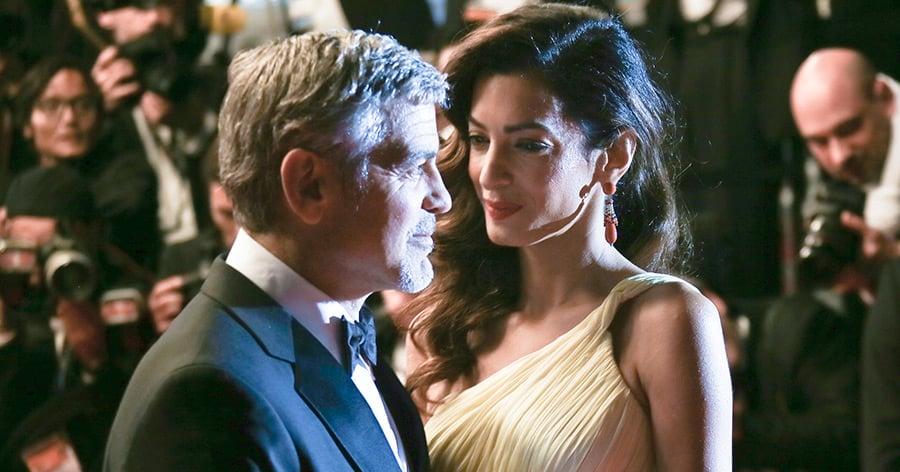George Clooney ist Vater geworden