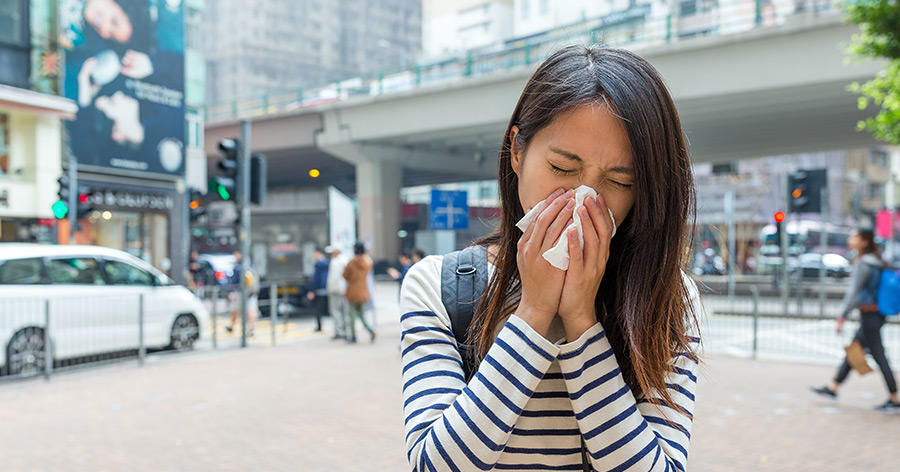 Mit einer Allergie auf Reisen – Hilfsmittel für einen entspannten Urlaub