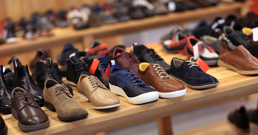 Sterben die Schuhgeschäfte aus?