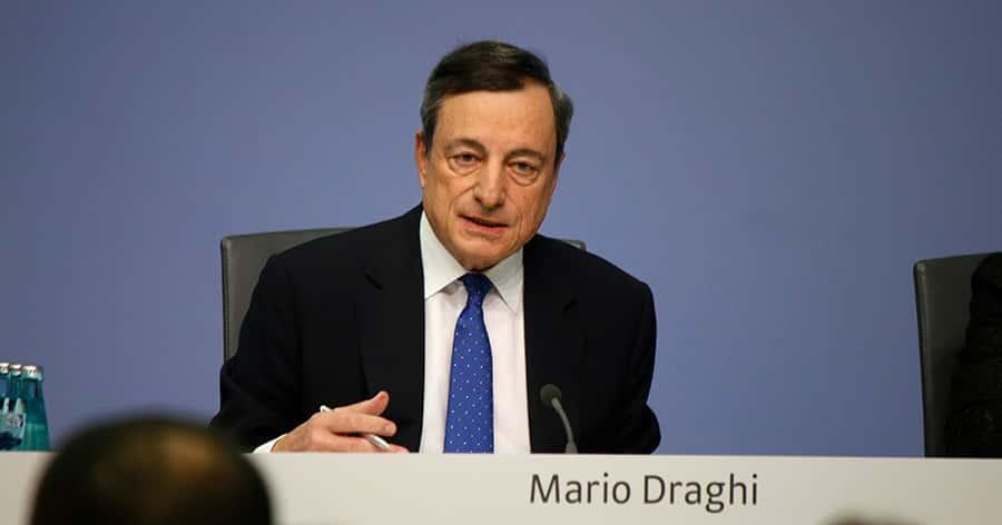 Mario Draghi geht – was bleibt, ist ein trauriger Rekord