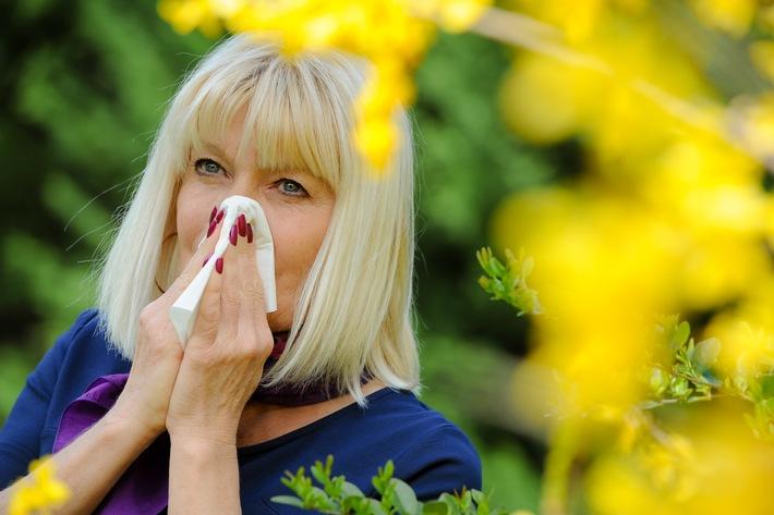 Hilfe für die Allergiesaison: