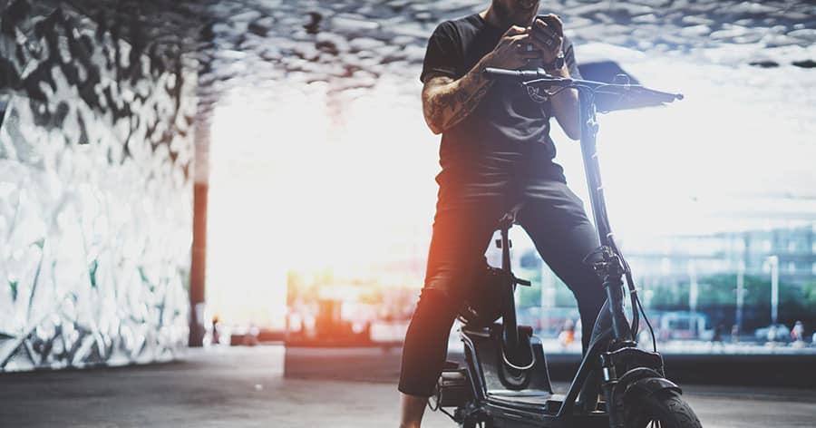 Wie gefährlich sind die neuen E-Scooter?