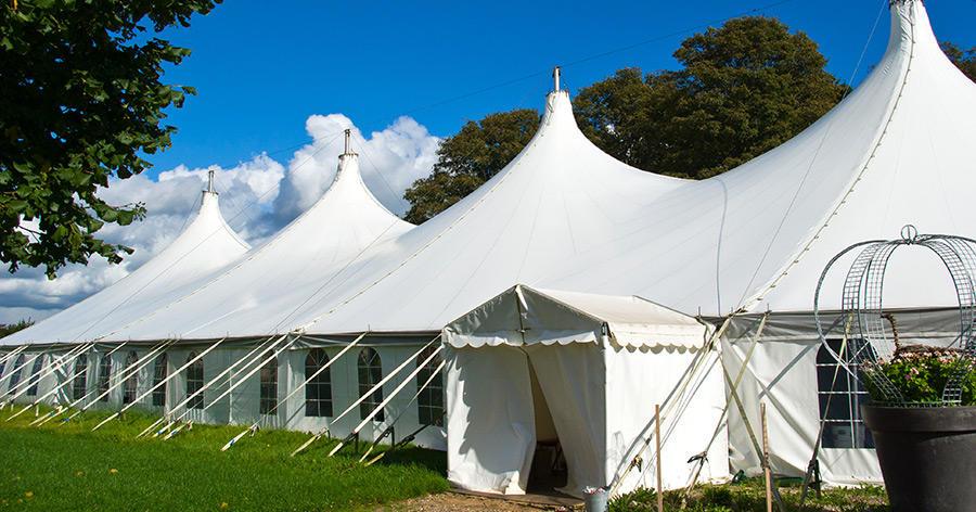 Für die nächste Veranstaltung Zelte mieten statt kaufen