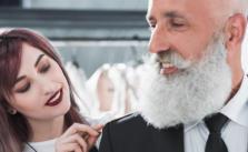 Warum maßgeschneiderte Anzüge einfach besser aussehen