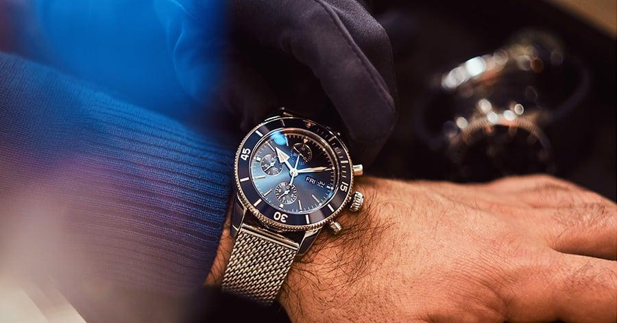 Warum Armbanduhren gute Geldanlagen sind