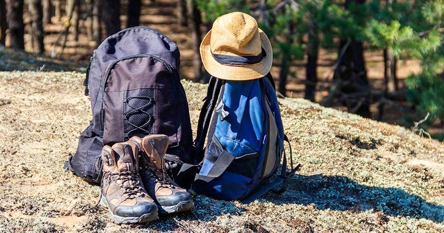 Mit dem passenden Campingzubehör entspannt in die Ferien