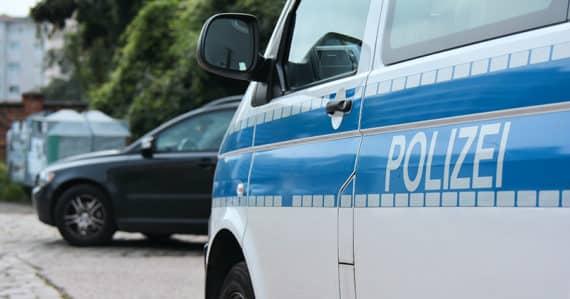 Polizeimeldungen-Thüringen