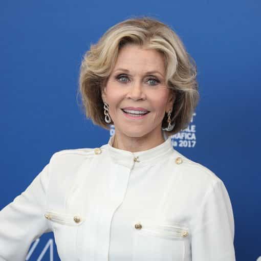 Jane Fonda - mit 80 noch topfit