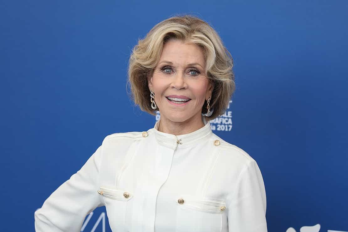 Jane Fonda – mit 80 noch topfit