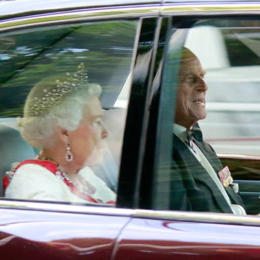 Prinz Philip im Krankenhaus - Sorge um den Mann der Königin