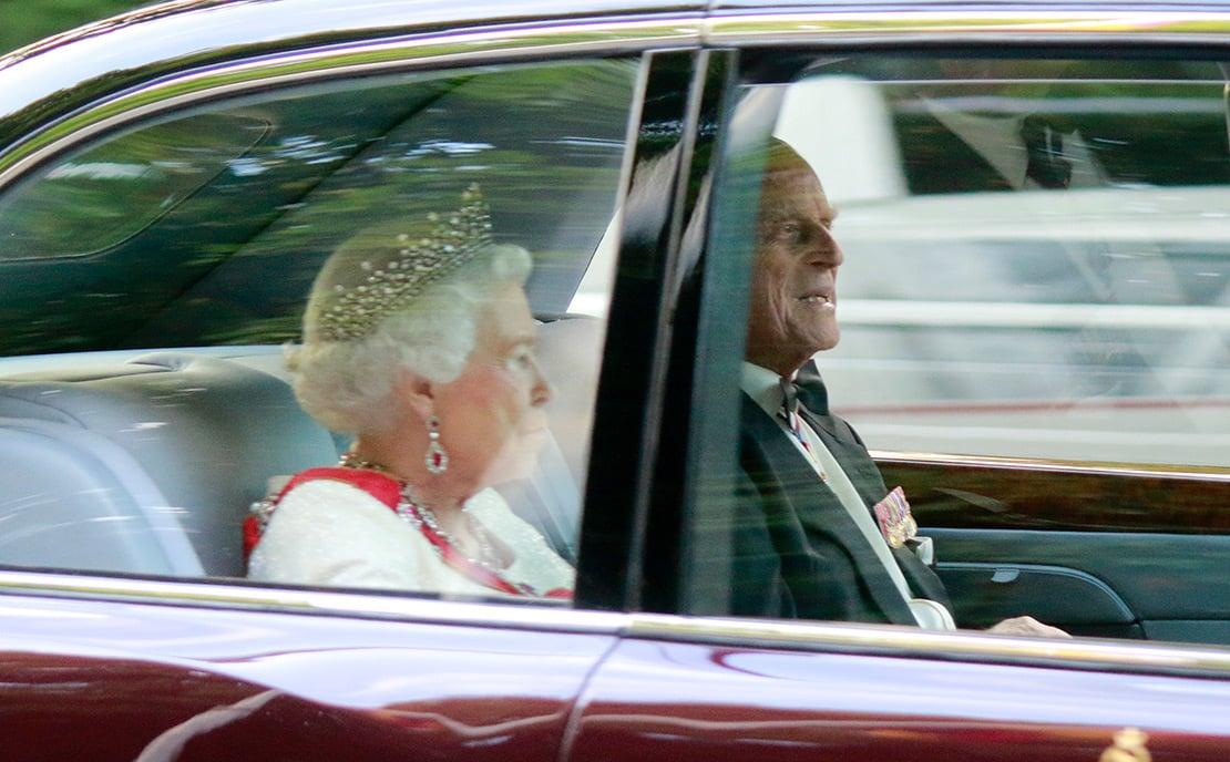 Prinz Philip im Krankenhaus – Sorge um den Mann der Königin