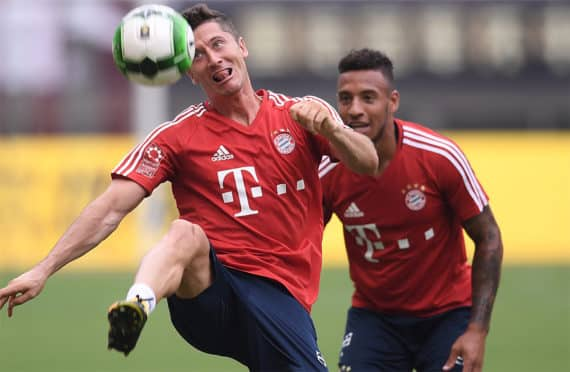 Wie Bielefeld Bayern München ein Unentschieden abgetrotzt hat