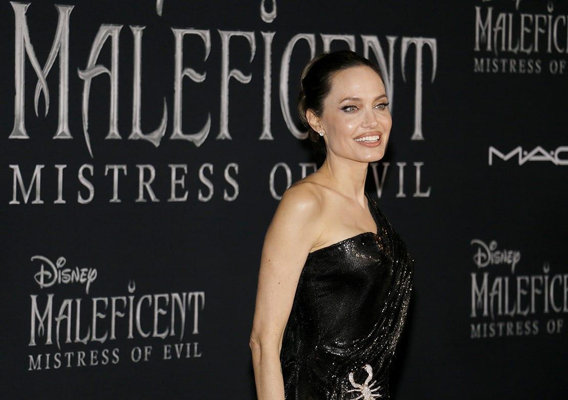 Angelina Jolie freut sich über Geldregen