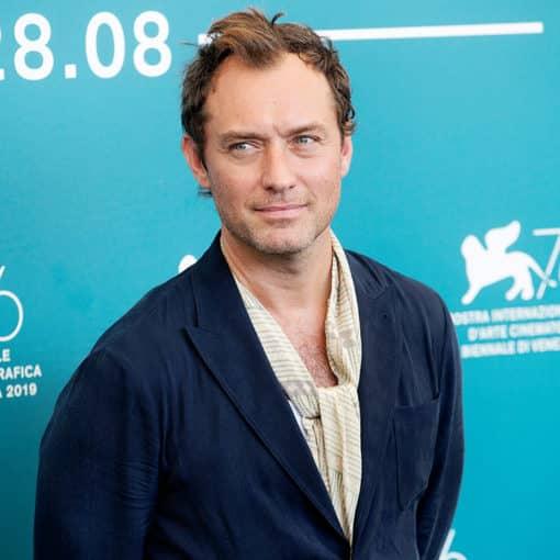 Jude Law - seine Tochter wird Schauspielerin