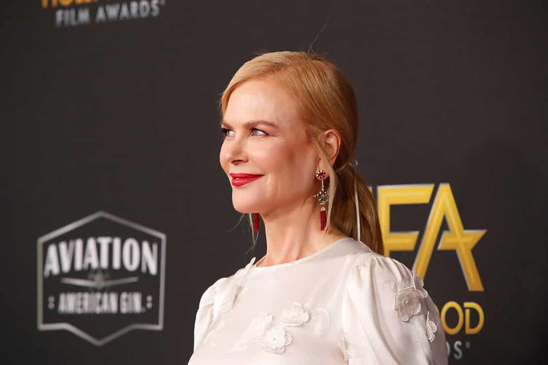 Nicole Kidman zeigt stolz ihre Töchter