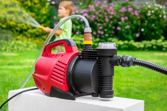 Gartenpumpen Vergleich 2021 - welche Gartenpumpe zu Ihrem Garten