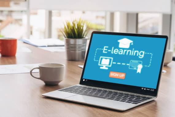 Lernen in Zeiten der Pandemie - das Internet macht es möglich