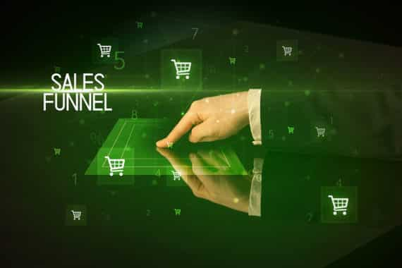 Mit Funnel und Landingpages Verkaufserfolge erzielen
