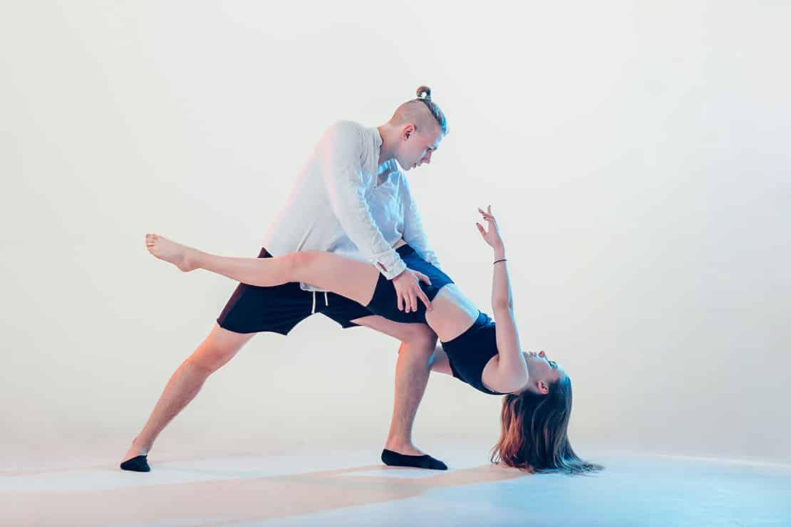 Tanzen lernen in Corona Zeiten - es geht auch Online