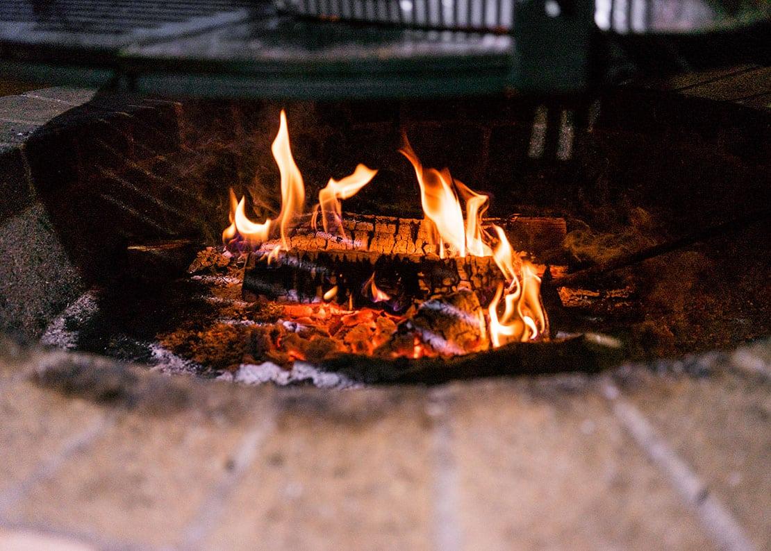 Der Kamin für den Garten – ein heißer Trend für den Sommer