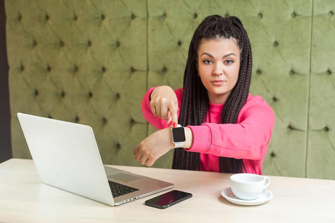 Die Smartwatch – eine digitale Uhr, die mitdenkt